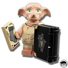 Dobby Minifigure HP e Animais Fantásticos 71022