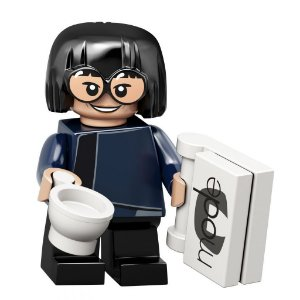 Edna Mode  Minifigure Lego Disney 71024