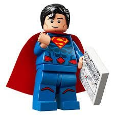 Super Man Minifigures DC Super Heroes Series 71026