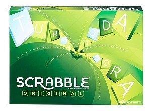 Jogo De Tabuleiro Scrabble  Da Mattel Games