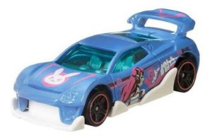 Carrinho Hot Wheels Overwatch  Ms-t Suzuka D.va