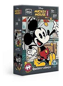 Quebra Cabeça Mickey Mouse Nano 500 Peças