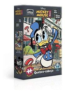 Quebra Cabeça Nano 500 Peças Donald Disney Toyster