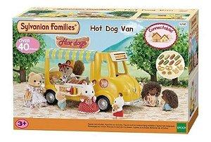 Sylvanian Families Conjunto Van De Cachorro Quente 5240
