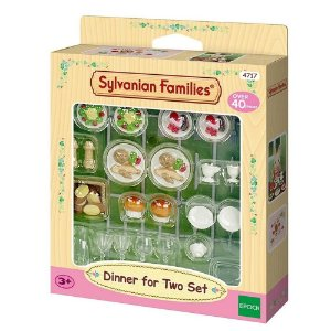 Sylvanian Families Conjunto Jantar Para Dois Epoch 4717