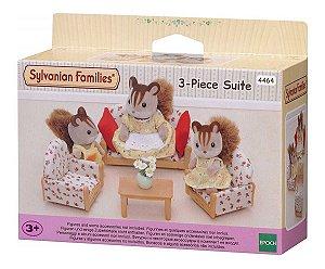 Sylvanian Families Conjunto Suite 3 Partes Epoch 4464