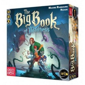 The Big Book Of Madness - Board Game - Redbox