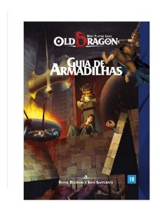 Old Dragon Guia De Armadilhas Rpg  Redbox