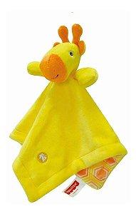 Fisher Price Minha Primeira Naninha Girafa Fun