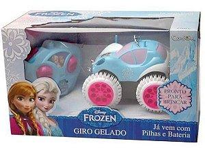 Veículo O Giro Gelado  Frozen Candide 8351