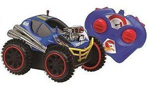 Carro Hot Wheels De Controle Remoto Candide Turbo Tumbling