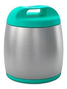 Recipiente Térmico Para Alimentos Inox Chicco Azul