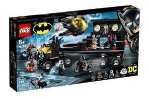 Lego Super Heroes 76160 Base Móvel Do Batman  Dc Comics