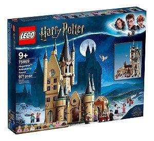Lego Harry Potter A Torre De Astronomia De Hogwarts 75969