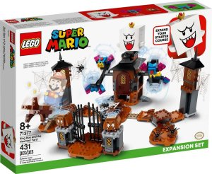 Lego Super Mario Rei Bu E O Pátio Mal Assombrado 71377