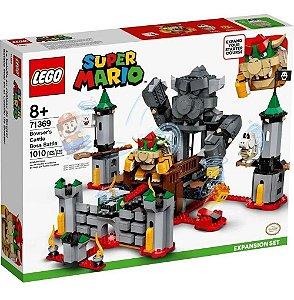 Lego Super Mario Batalha No Castelo Bowser Expansão 71369
