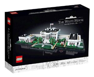 Lego Architecture A Casa Branca Washington  21054