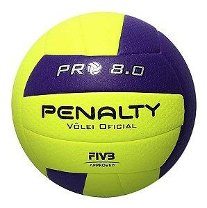 Bola Penalty Vôlei 8.0 Pro Ix