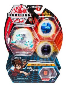 Bakugan Battle Planet Starter Pack Haos Hydorous Ultra Sunny