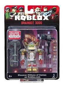 Roblox Brainbot 3000 Sunny