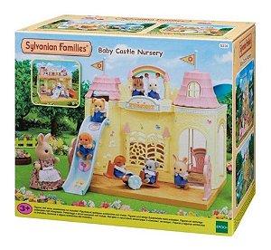 Sylvanian Families Conjunto Castelo Jardim Da Infância 5316