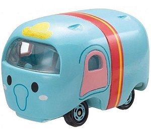 Carrinho Empilhável Diecast Disney Tsum Tsum Candide - Dumbo
