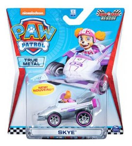 Patrulha Canina Veiculo Die Cast Rescue Racer Skye