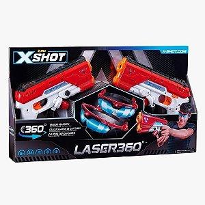 Lançador X Shot Laser 360 Candide 5610