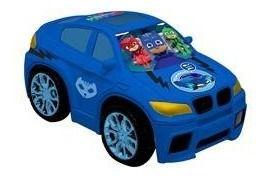Carrinho Controle Remoto Candide Pjmasks Autobravo 1730 Azul