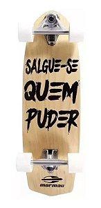 Skate Swingboard Mormaii Salgue-se Quem Puder Abec-5 Surf