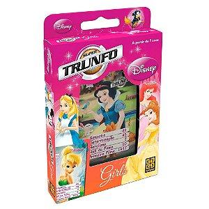 Super Trunfo Disney Princess - 32 cartas - Grow