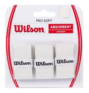 Overgrip Wilson Pro Soft New Branco