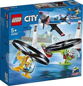 Lego City Corrida Aérea  140 Peças 60260