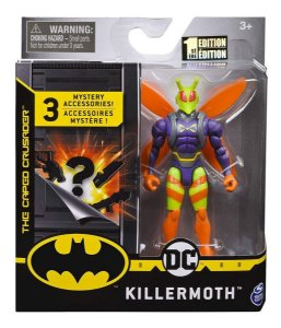 Boneco Dc Batman - Killer Moth Mariposa 2020 - 10cm - Sunny