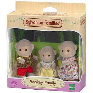 Sylvanian Families Família Dos Macacos 5214 Epoch