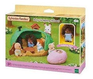 Sylvanian Families Esconderijo Do Bebê Porco - Espinho 5453