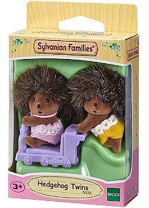 Sylvanian Families Figura Gêmeos Porcos Espinhos Epoch 5424
