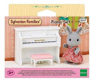 Sylvanian Families Brinquedo Conjunto De Piano Epoch 5147
