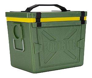 Baú Com Acessórios Surpresa Loot Battle Box Fortnite
