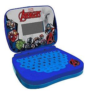 Laptop Infantil Bilíngue Avengers  Candide 5862