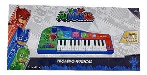 Teclado Musical De Brinquedo Pjmasks Candide 1732