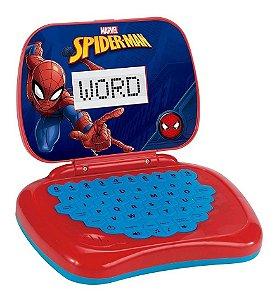 Laptop Infantil Candide Spider-Man Bilíngue  5833