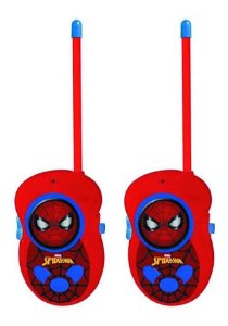 Radio Walkie-Talkie Spider-Man Candide 5860