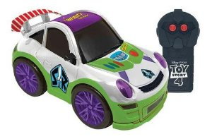 Carro Controle Team Racer Toy Story Buzz Lightyear 4908