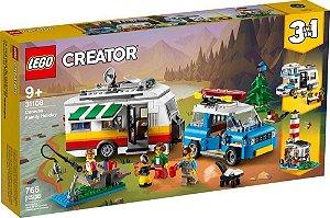 Lego Creator  31108 Férias Em Família No Trailer
