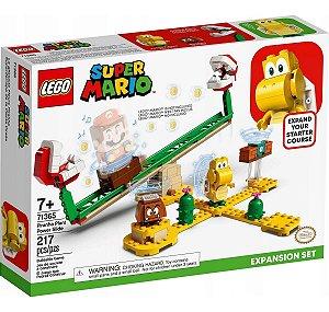 Lego Super Mario Expansão Derrapagem Da Planta Piranha 71365