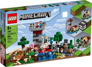 Lego 21161 - The Crafting Box 3.0 - Lego Minecraft