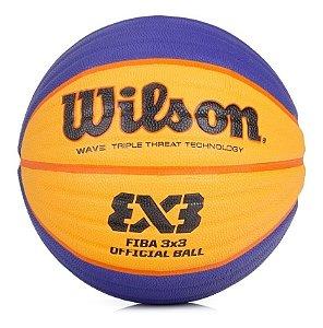 Bola Basquete Oficial Fiba 3x3 Wilson Wtb0533xb
