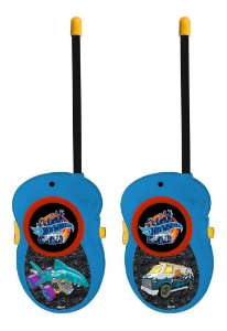 Walkie-Talkie Infantil Hot Wheels Candide 4524