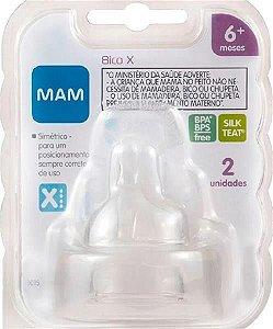 Bico X Fluxo Super Rápido Mam - Embalagem Dupla 1015